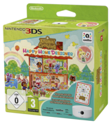 Animal Crossing Happy Home Designer with Amiibo Card & NFC R