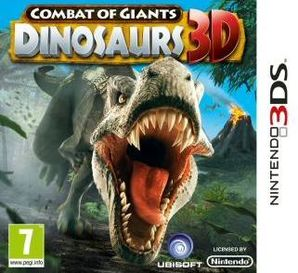 Combat of The Giants: Dinosaurs