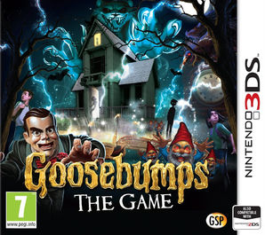 Goosebumps The Game
