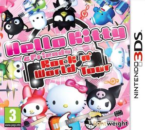 Hello Kitty and Friends: Rocking World