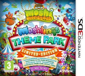 Moshi Monsters: Moshlings Theme Park Limited Edition