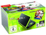 New Nintendo 2DS XL - Black and Lime Green Limited Edition