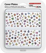 New Nintendo 3DS Coverplate - Classic Pokemon