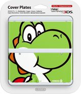 New Nintendo 3DS Coverplate - Yoshi