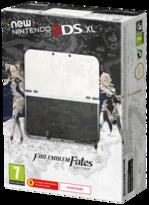 New Nintendo 3DS XL - Fire Emblem Fates White/Black