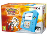 Nintendo 2DS Turquoise with Pokemon Sun