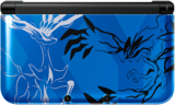 Nintendo 3DS Console XL - Pokemon XY Blue - Limited Edition