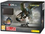 Nintendo 3DS XL Console - Black Monster Hunter Edition
