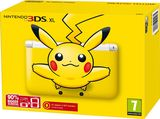 Nintendo 3DS XL Console - Pikachu Yellow: Limited Ed