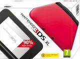 Nintendo 3DS XL Console - Red & Black