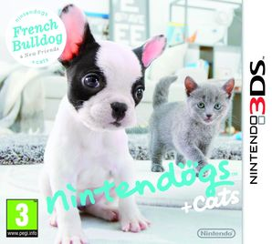 Nintendogs & Cats: French Bulldog & New Friends