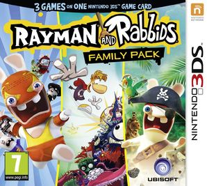 Rayman and Rabbids: Family Pack