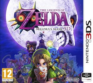 The Legend of Zelda: Majoras Mask 3D