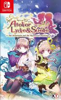 Atelier Lydie & Suelle: The Alchemists and the Mysterious Pa
