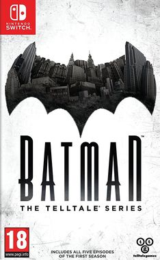 Batman: The Telltale Series - Season 1
