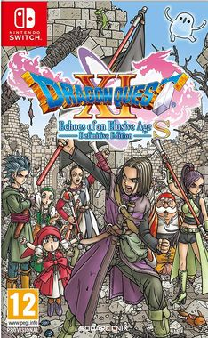 Dragon Quest XI S: Echoes of an Elusive Age - Definitive Edi