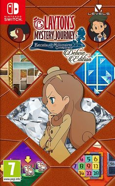 Layton's Mystery Journey: Katrielle and the Millionaires' Co