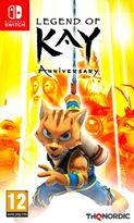 Legend of Kay: Anniversary Edition