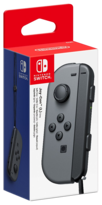 Nintendo Switch Joy-Con Controller Left - Grey