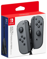 Nintendo Switch Joy-Con Controller Pair - Grey