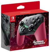Nintendo Switch Pro Controller - Xenoblade Chronicles 2 Edit