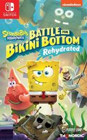 Spongebob: Battle for Bikini Bottom Rehydrated