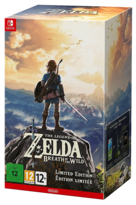 The Legend of Zelda: Breath of the Wild Limited Edition