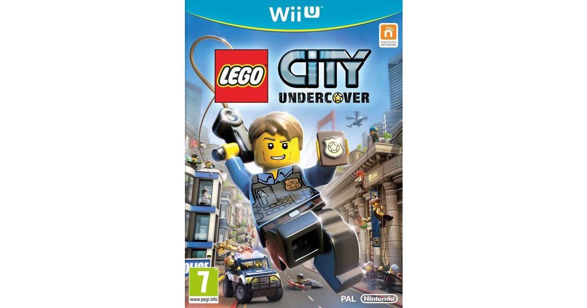 lego city undercover  nintendo