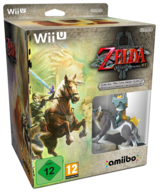 The Legend of Zelda: Twilight Princess HD w/ Wolf Link Amiib