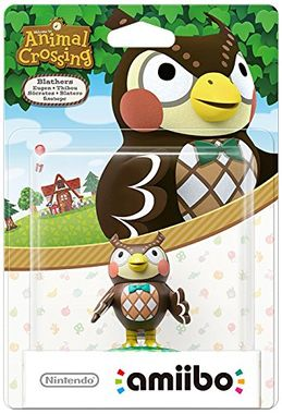 Nintendo Amiibo Animal Crossing - Blathers