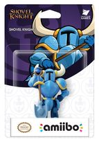 Nintendo amiibo Shovel Knight -  Shovel Knight