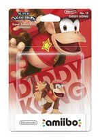 Nintendo amiibo Super Smash Bros. - Diddy Kong