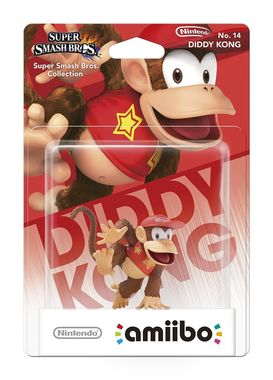 Nintendo amiibo Super Smash Bros. - Diddy Kong