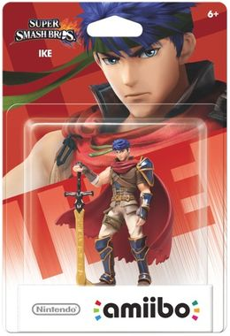 Nintendo amiibo Super Smash Bros. - Ike