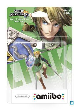 Nintendo amiibo Super Smash Bros. - Link