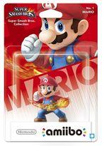 Nintendo amiibo Super Smash Bros. - Mario