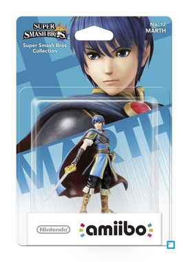 Nintendo amiibo Super Smash Bros. - Marth