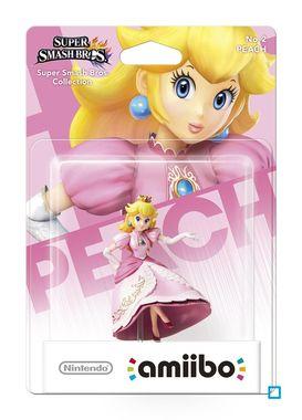 Nintendo amiibo Super Smash Bros. - Peach