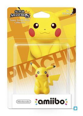 Nintendo amiibo Super Smash Bros. - Pikachu