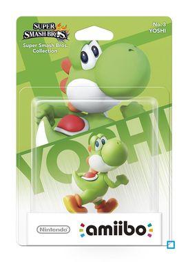 Nintendo amiibo Super Smash Bros. - Yoshi