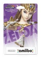 Nintendo amiibo Super Smash Bros. - Zelda