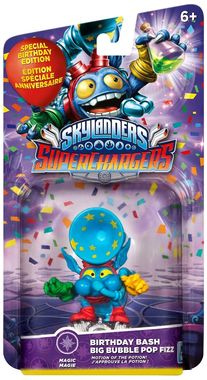 Skylanders Superchargers - Skylander - S Big Bubble Pop Fizz