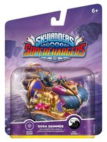 Skylanders SuperChargers Vehicle - Soda Skimmer