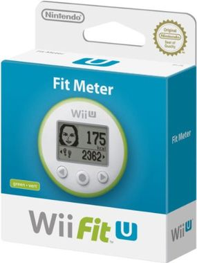 Wii Fit U Fit Meter Only - Green