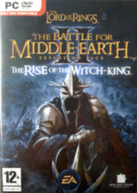 Lord of the Rings: Battle for Middle Earth II Rise of the Wi