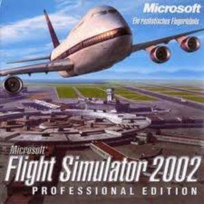 Microsoft Flight Simulator 2002 Professional Edition – PC