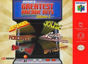 Arcades Greatest Hits Vol 1
