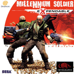 Millennium Soldiers - Expendable