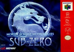 Mortal Kombat Mythology:Sub Zero