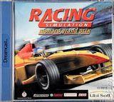 Racing Simulation : Monaco Grand Prix